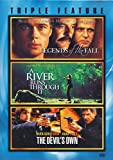 Legends of the Fall / A River Runs Through It / The Devil's Own (Triple Feature)