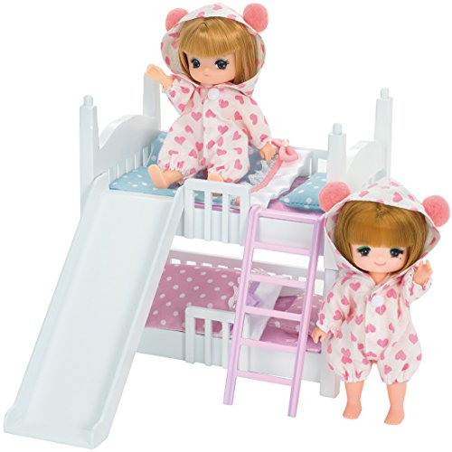 Licca-chan House LF-10 Miki Maki Bunk bed