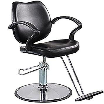 61e6b7ac006 Amazon.com  FlagBeauty Black Hydraulic Barber Styling Chair Hair Beauty  Salon Equipment  Beauty