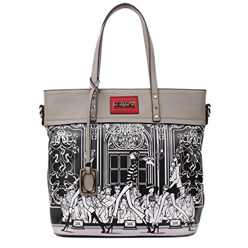 nikky-by-nicole-lee-shopper-bag-black