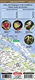 NatureSmart Cuba Map by VanDam -- Country Road & Eco Travel Map of Cuba mapping natural history, preservation & unique species - Laminated folding ... diving and hiking spots, 2017 Edition
