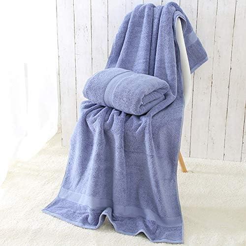 QZHYGE 1 UNID 80 * 160 cm 900 g Gruesa Toalla de baño de algodón ...