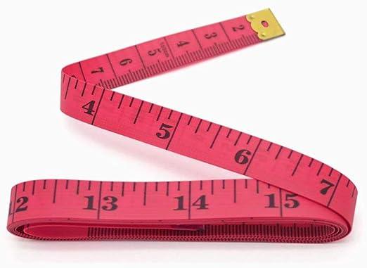 "120 /"" corps Measuring Ruler coudre Tissu Tailleur Ruban à mesurer couturière Soft"