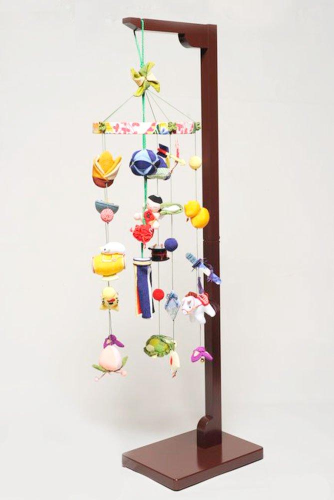 贈り物 【5月人形】五月つるし雛 金太郎吊るし飾り:中【吊るし雛】 B07DC2MHXD B07DC2MHXD, 最高の品質:459f6afd --- martinemoeykens.com