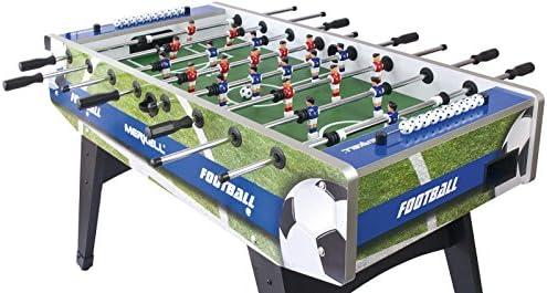 Leomark Mesa de Fútbolin Mesa de fútbol Fútbol deTabla Pateador Fútbolista, Dimensiones 140 x 75 x 88 (A) cm: Amazon.es: Juguetes y juegos