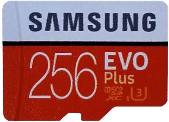 Samsung 256GB Micro SDXC EVO Plus Memory Card with Adapter Works with Samsung Galaxy Tab S6, Tab A 8.0 (2019), Book2 Tablet, Phone (MB-MC256G) with 1 ...