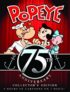 Popeye (75th Anniversary Collector's Edition)