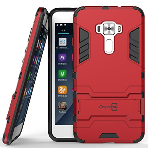Slim Armor Case For Asus Zenfone 3 Max (Black) - 8