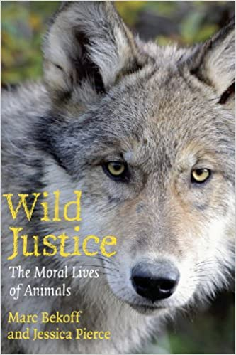 wild justice the moral lives of animals marc bekoff jessica