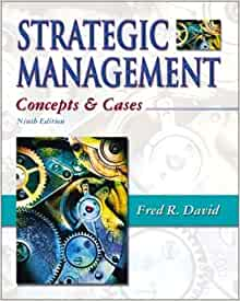 strategic management concepts and cases 16th edition free download