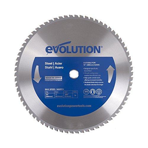 Disco Sierra Evolution Corte de acero 15ST 15p x 70 dientes