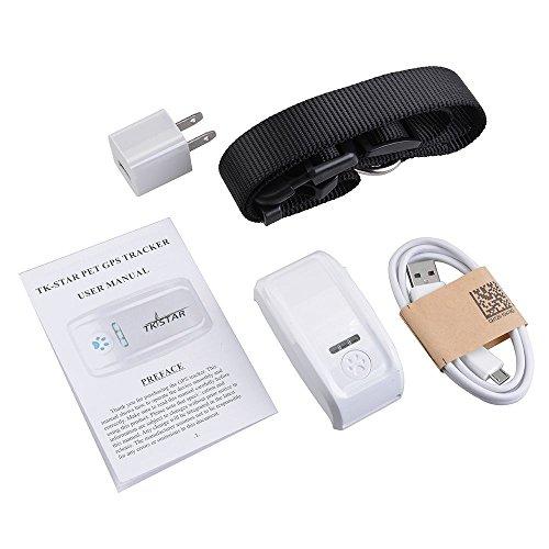 AGPtek Tracker Collar Online Black product image
