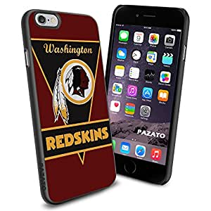 Washington Redskins NFL Iphone 6 Silicone Skin Case Rubber Iphone 6 Case Cover