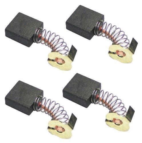 - Ridgid R4510/R45101 Table Saw (4 Pack) Replace Carbon Brush # 089037004271-4PK