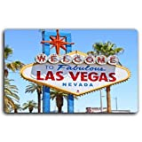 Las Vegas Attractions creative tourism souvenirs Magnetic fridge magnet magnetic refrigerator