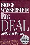 Big Deal, Bruce Wasserstein, 0446526428