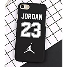 Case iPhone 6 / 6s Black NBA Basketball Michael [3SA STORE USA] Jordan 23 Air Legend Jordan Black and White iPhone 6