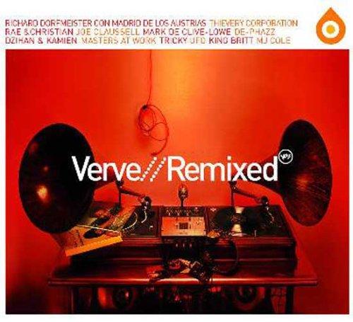 Verve Remixed [Vinyl] by Verve [Studio]