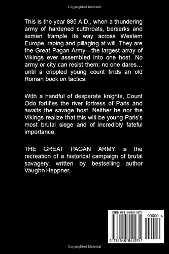The great pagan army vaughn heppner 9781546541974 amazon books fandeluxe Image collections