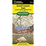Grand Canyon East [Grand Canyon National Park] (National Geographic Trails Illustrated Map)