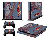 EBTY-Dreams Inc. - Sony Playstation 4 (PS4) - Slam Dunk Anime Sakuragi Hanamichi Vinyl Skin Sticker Decal Protector