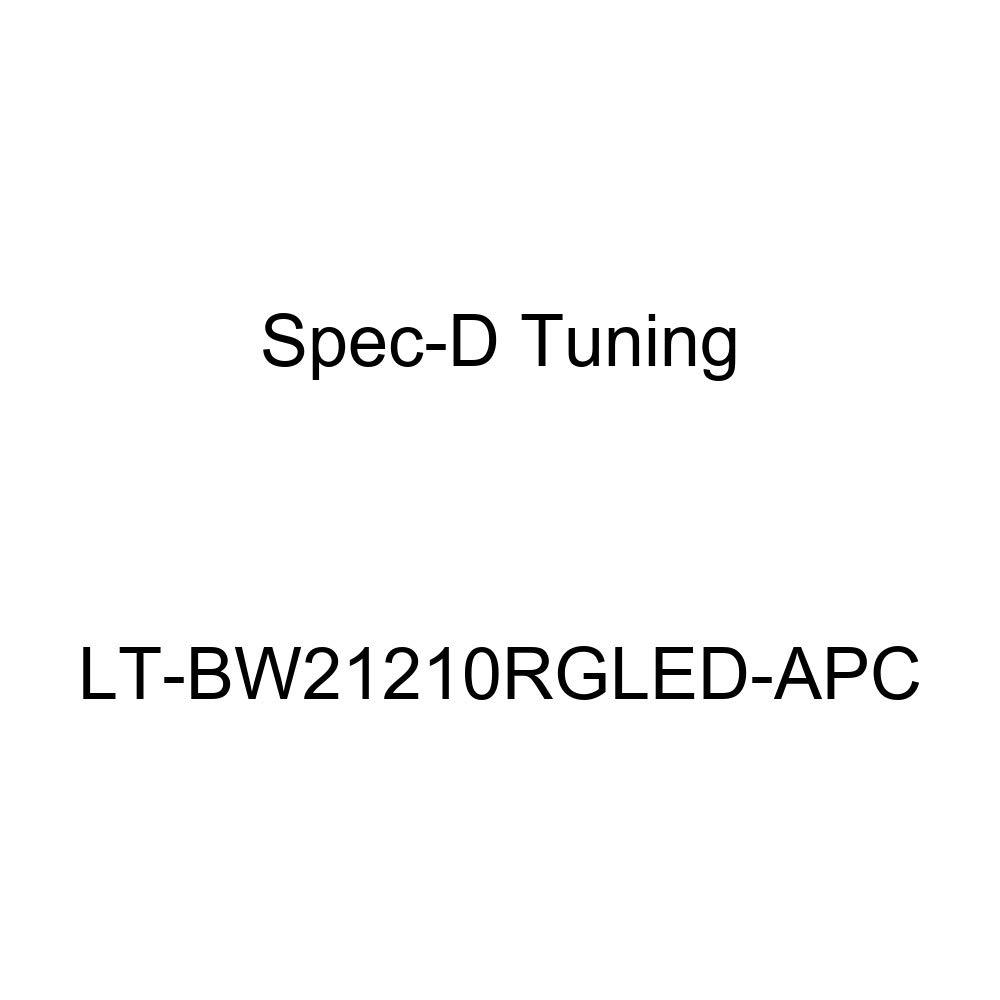 Spec-D Tuning LT-BW21210RGLED-APC Smoke Tail Light Led