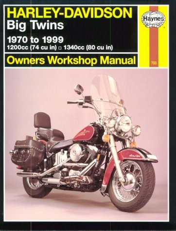 1970 Harley Davidson - 6