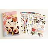 JETOY (ジェトイ)Choo choo cat ステッカーパック Ver.3 ファイル 8シート (ポイント ステッカー)