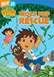DVD : Go Diego Go! - Wolf Pup Rescue