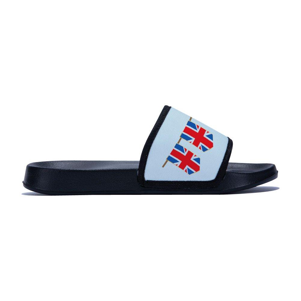 XINBONG Boys Girls Slide Sandals Comfortable Soft Bathroom Sandal Shower Slippers
