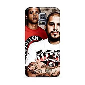 VIVIENRowland Samsung Galaxy S5 Anti-Scratch Hard Phone Cases Support Personal Customs High-definition Papa Roach Pictures [VYW17268JjuY]