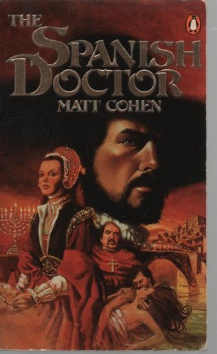 book cover of The Spanish Doctor