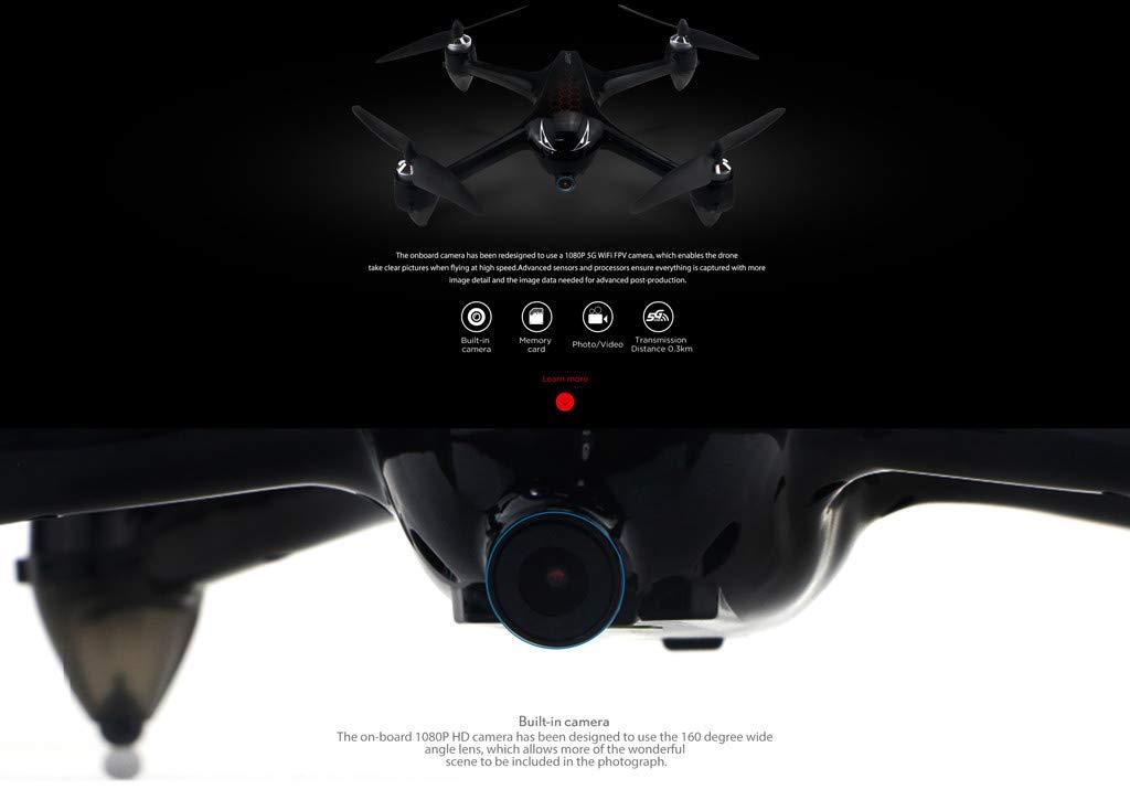 JJRC Drohne, X8GPS5Gwifi X8GPS5Gwifi X8GPS5Gwifi Karte Luftbildfotografie vierachsiger Flugzeugabstand nach festem Höhenfernrohrflugzeug,geeignet für Jungen Weihnachtsgeschenke, Geschenke für Erwachsene (Schwarz) ccc3db