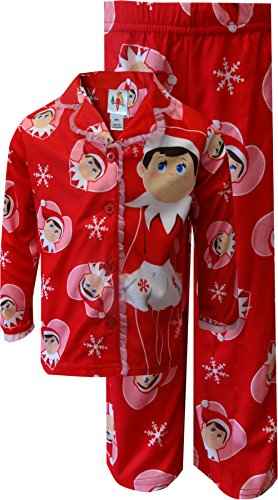 Shelf Snowflake Holiday Pajamas Little product image