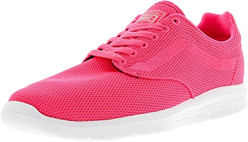 8ba9b2ecc7435d Galleon - Vans Iso 1.5 Mesh Knockout Pink Ankle-High Running Shoe - 9.5M 8M