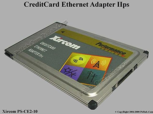 XIRCOM PSCE210 PCMCIA ETHERNET ADAPTER