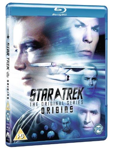 Star Trek: The Original Series - Origins [Blu-ray]
