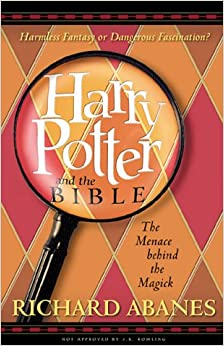 Harry Potter and the Bible: The Menace Behind the Magick (And the Bible Series) 9780889652019 Literary Theory, History & Criticism (Books) at amazon