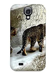 Quality DPatrick Case Cover With Kittens Nice Appearance Compatible With Galaxy S4