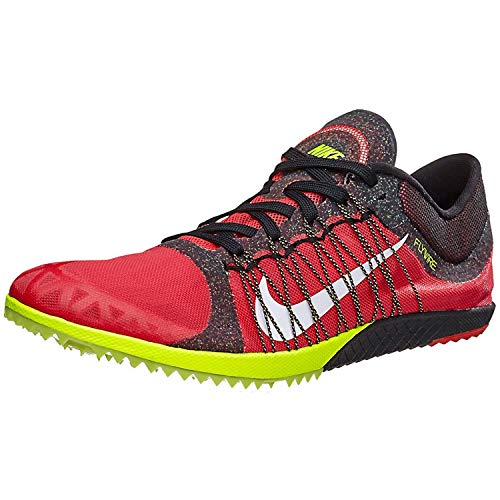Nike Zoom Victory XC Cross Country Distance Spikes Shoes Mens Size 13 (Red, Black, - Spikes Victory Nike