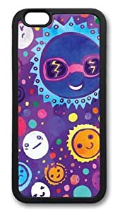 Cool Suns Custom Case For Iphone 5C Cover PC Black BY icecream design