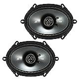 Kicker CSC68 6x8' Coaxial Speaker Pair
