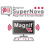 SuperNova Magnifier and Screen Reader