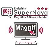 SuperNova Magnifier and Screen Reader