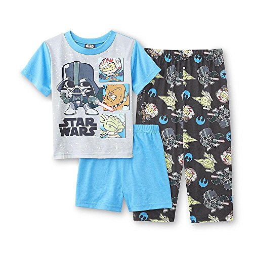 Toddler Little Skywalker Chewbacca Pajamas product image