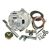 DB Electrical AKT0002 New Ford 600 4000 Tractor Alternator For Generator Conversion Kit, Ford 55-64 4Cylinder 600 600 Series 601 Series, Ford 55-64 4Cylinder 800 800 Series 801 Series