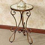 Touch of Class Domezio Accent Table Bronze