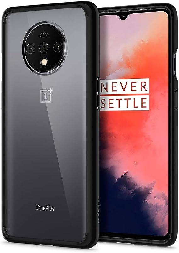 Spigen, Funda Compatible con Oneplus 7T 2019 [Ultra Hybrid ...