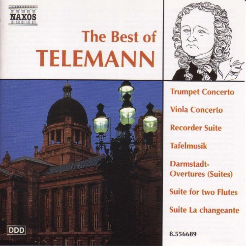 Telemann (The Best Of)