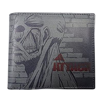Great Eastern Entertainment Attack On Titan - Titan's Weakness Wallet: Toys & Games